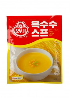 Instant Corn Cream Soup