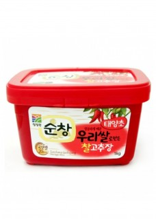 Korean Chili Paste_1kg