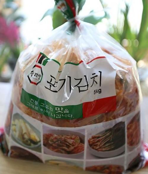 수라상김치5kg