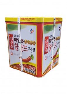 찰고추장 14kg 영