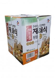 해찬들된장14kg 영
