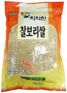 찰보리쌀1kg