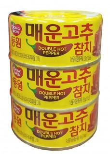 동원-매운고추참치3캔