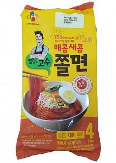 밀당고수 쫄면 (4인분) 영