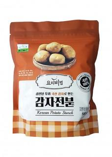 감자전분 영