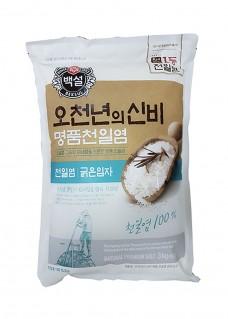 백설-천일염1kg