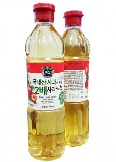 백설2배사과식초