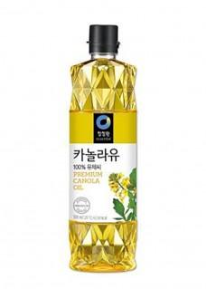 청정원-카놀라유900