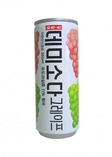 데미소다-grape