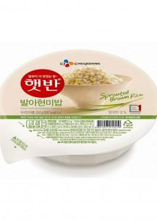 발아현미밥