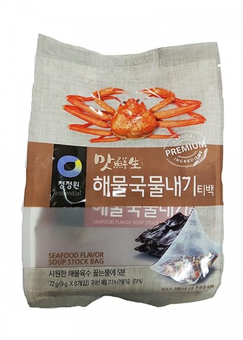 맛선생해물육수내기 Eng