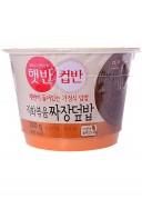 짜장덮밥 영