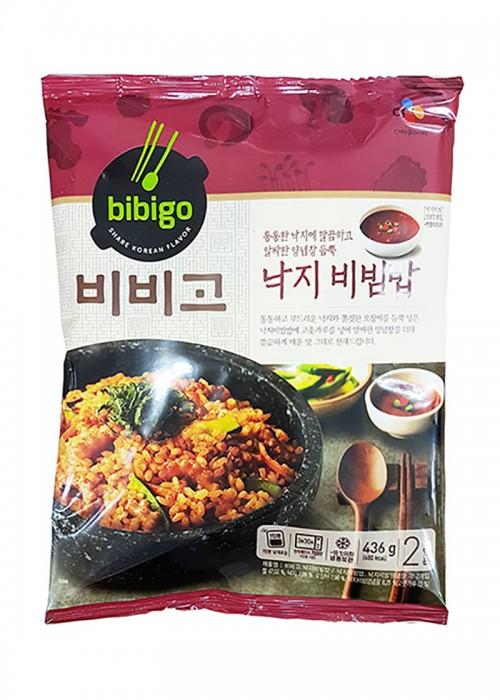 비비고 낙지비빔밥 영