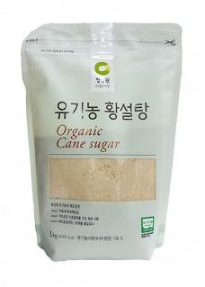 청정원 유기농황설탕 영