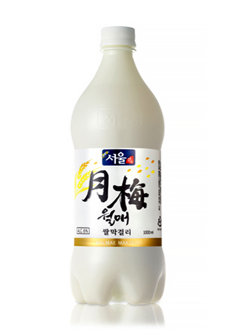 Korean Rice Wine Makgeolli Harinmart Korean Grocery In Sg