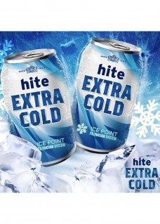hite Extra Cold 330ml x 6can eng