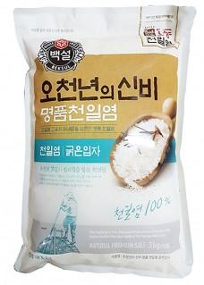 백설-명품천일염3kg