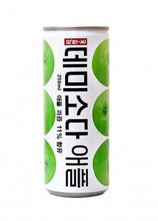 데미소다-애플
