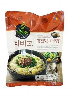 비비고 강된장보리비빔밥 영