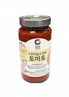 청정원 스파게티쏘스 1 영
