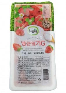 냉동딸기 영