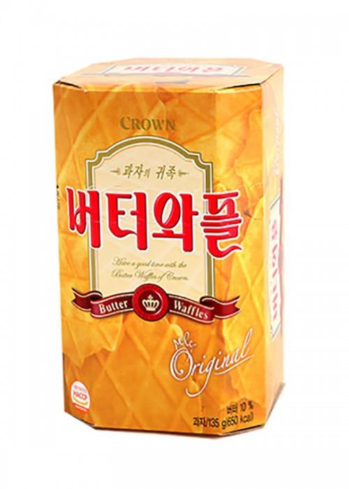 버터와플135G 영